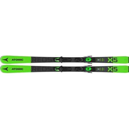 ATOMIC  REDSTER X5 green + M 10 GW Green 20/21