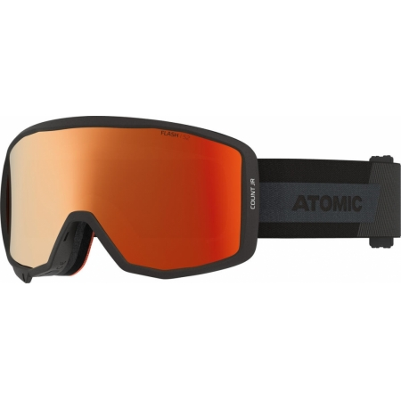 ATOMIC COUNT JR CYLINDRICAL black red flash