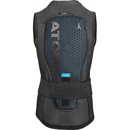 ATOMIC LIVE SHIELD VEST AMID M all black