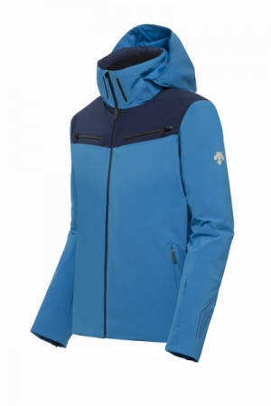 DESCENTE SWISS SKI blue