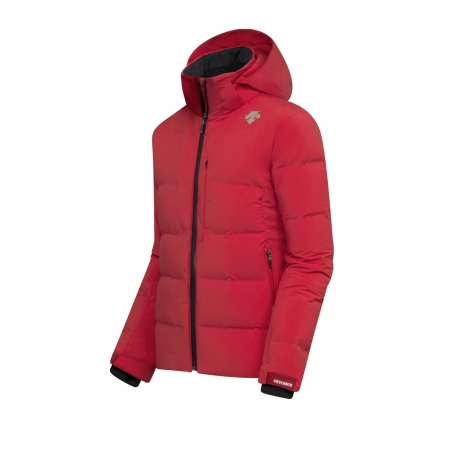 DESCENTE CANADA DOWN  red
