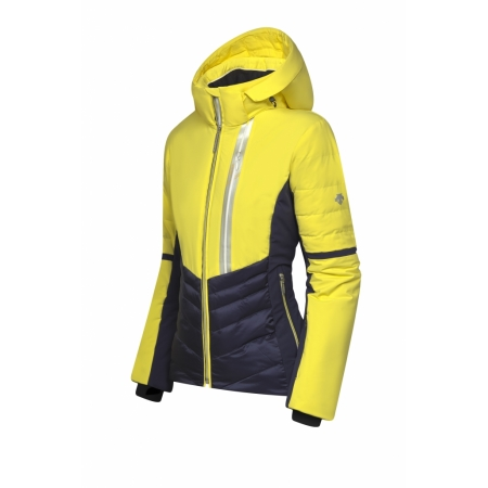 DESCENTE MELINA yellow/blue