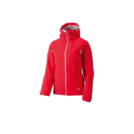ATOMIC TREELINE 2L FLEX JACKET W  red